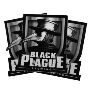 classic black plague